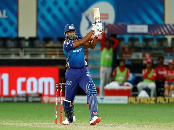 IPL 13: Pollard, Coulter-Nile show takes MI to 176/6 against KXIP
