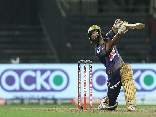 Rahul Tripathi reprimanded for breaching IPL's Code of Conduct