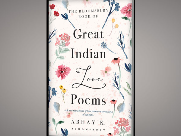 Diplomat Abhay K compiles over 3000 years of Indian love poetry in over 24 languages