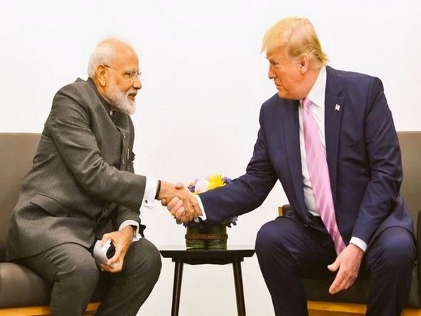 Look forward to being with my great friends in India: Trump
