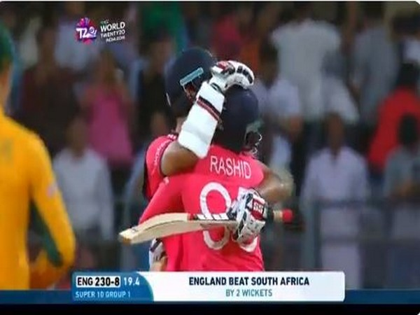 On this day, in 2016 England scripted highest chase in T20 WC history