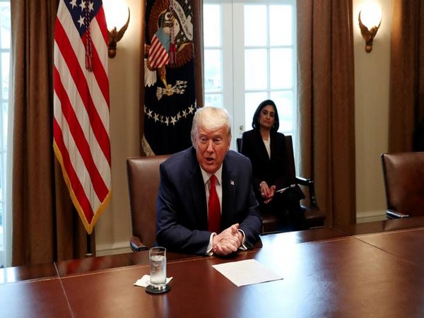Trump spoke with Biden about U.S. coronavirus response