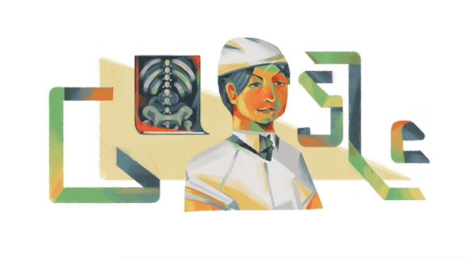 Vera Gedroits: Google Doodle pays tribute to Russian surgeon and professor on her 151st birthday