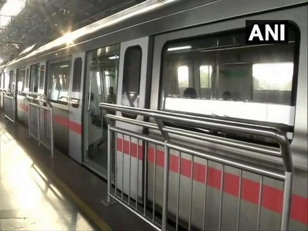 Navi Mumbai metro: Trial run successful on 850-metre stretch