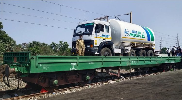 Germany's Linde, Tata Group get 24 oxygen transport tanks for India