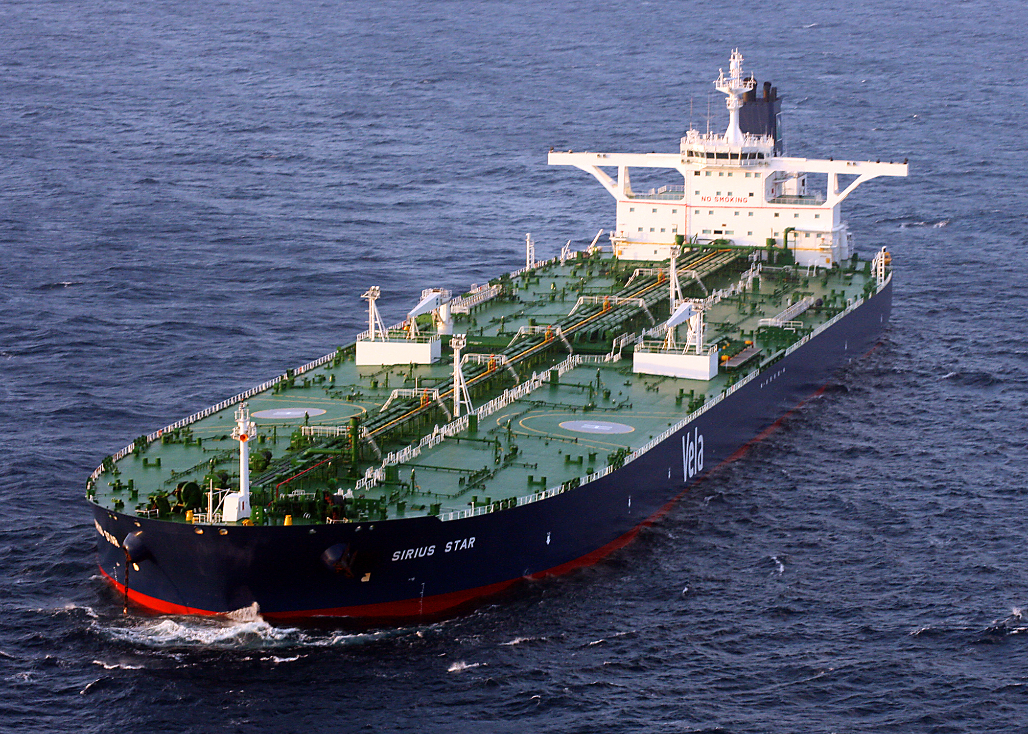 Marine engineer Boskalis hired to salvage Gulf of Oman tankers