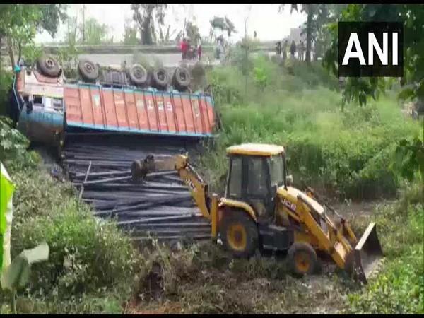 Nine migrants killed, several injured in bus-truck collision in Bihar's Bhagalpur