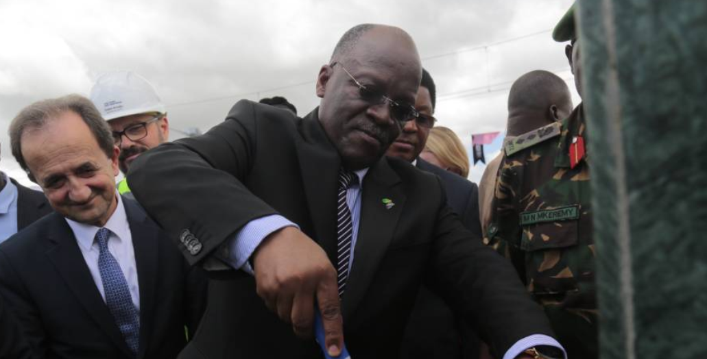 "Magufuli leads Tanzania vote amid US concerns over ""interference"" reports"