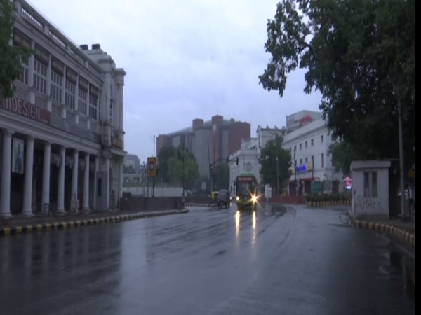 Delhi, adjoining areas receive rain as Cyclone Tauktae weakens