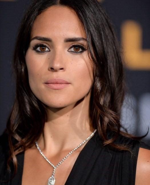 I play no one's girlfriend in 'Good Omens', says Adria Arjona