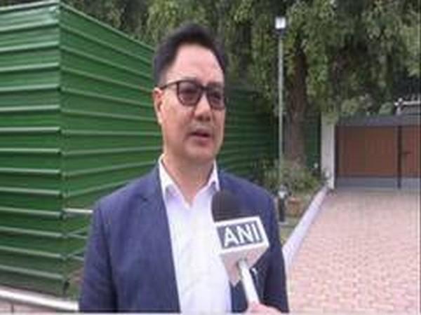 Kiren Rijiju slams Rahul Gandhi for asking accountability of India-China clash in Ladakh