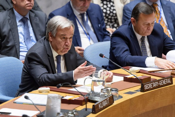 Reconciliation plays crucial role in enabling sustained peace, UN chief says