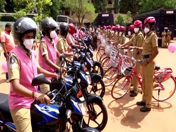 Kerala police launches 'Pink Protection' for safety of women
