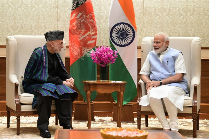 Frosty India-Pakistan ties impacted Afghanistan tremendously: Hamid Karzai