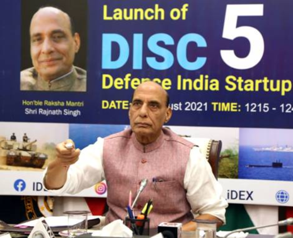 Other than Jammu and Kashmir, no major terror strike in India after Modi took over: Rajnath singh