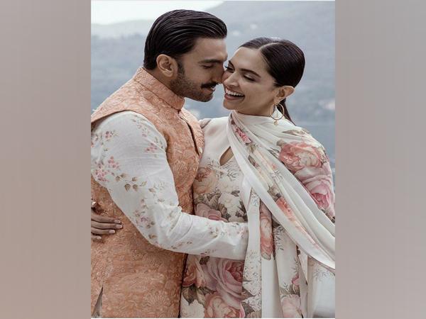 Ranveer Singh calls his wife Deepika Padukone 'queen'