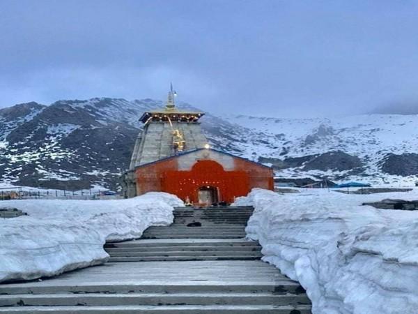 Bookings complete for Kedanath Shrine in Uttrakhand Char Dham Yatra