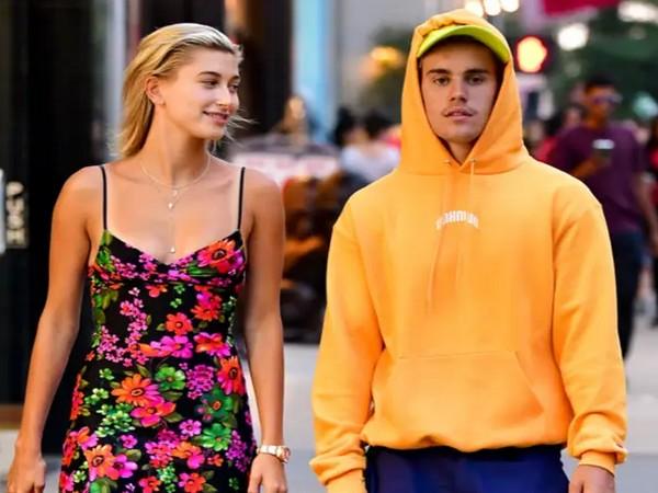 Hailey Bieber shuts down rumours that Justin 'mistreats' her