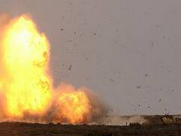 2 killed in blast in Afghanistan's Jalalabad