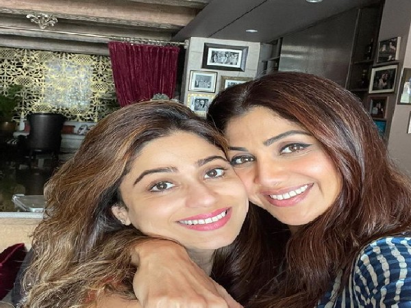 Shilpa Shetty welcomes sister Shamita home with 'tight squeeze'