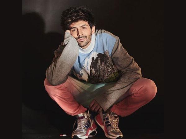 Fans love Kartik Aaryan's pictures, even blurry clicks