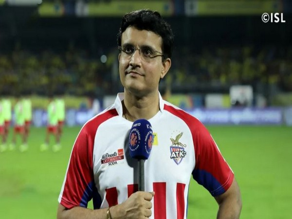 Quality of Indian football has improved with ISL, says Sourav Ganguly