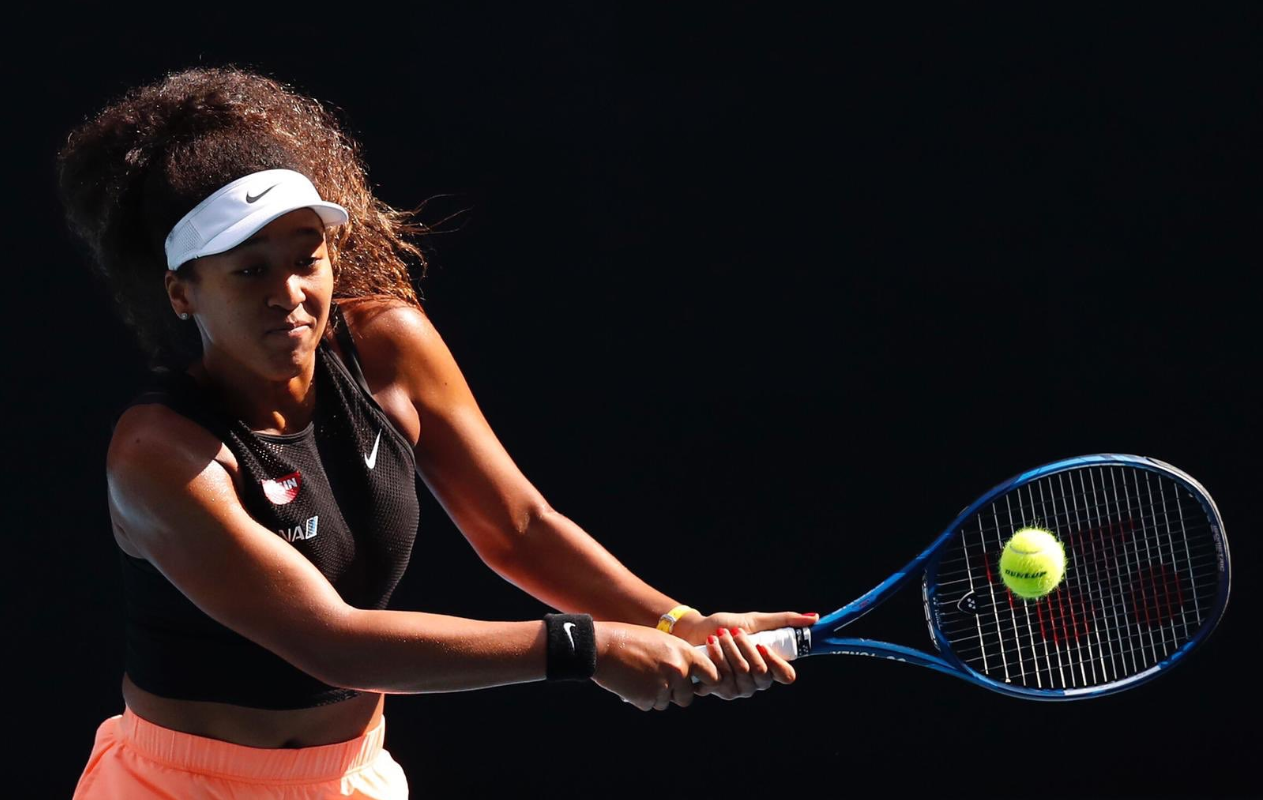 Tennis-Former champion Osaka survives scare to reach last 16 in New York