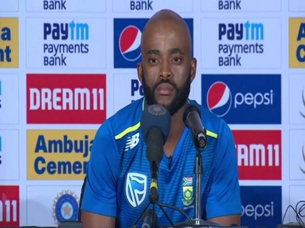 Bavuma, Phehlukwayo join Proteas Test squad for final Test against England