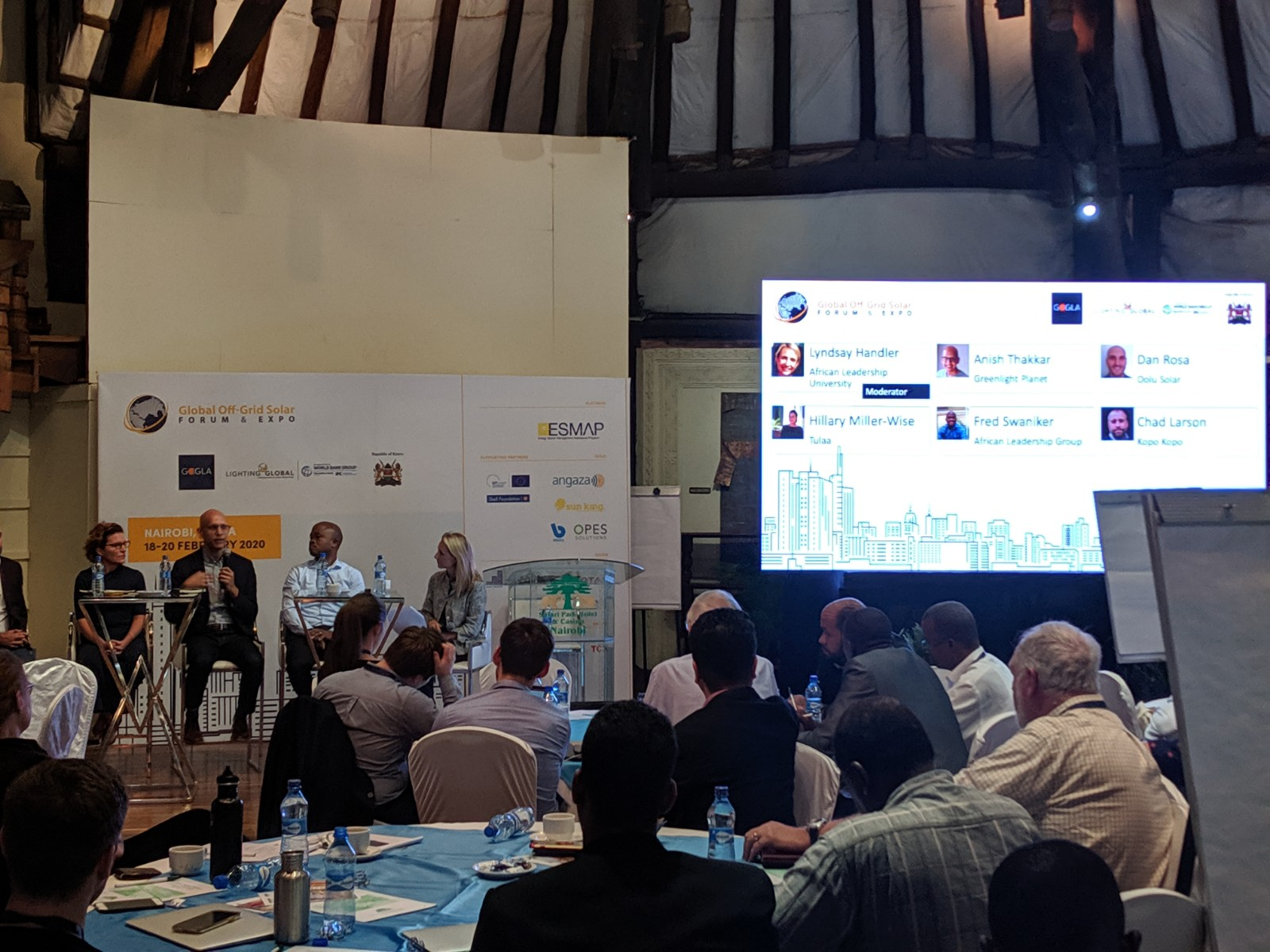 Global Off-Grid Solar Forum & Expo: 3rd day on e-cooking, growing solar biz, PAYGo companies & more