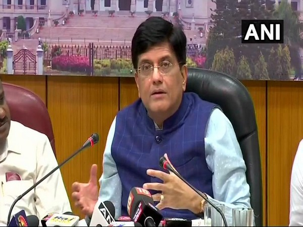 Goyal inaugurates several projects for development of Railway infrastructure in West Bengal