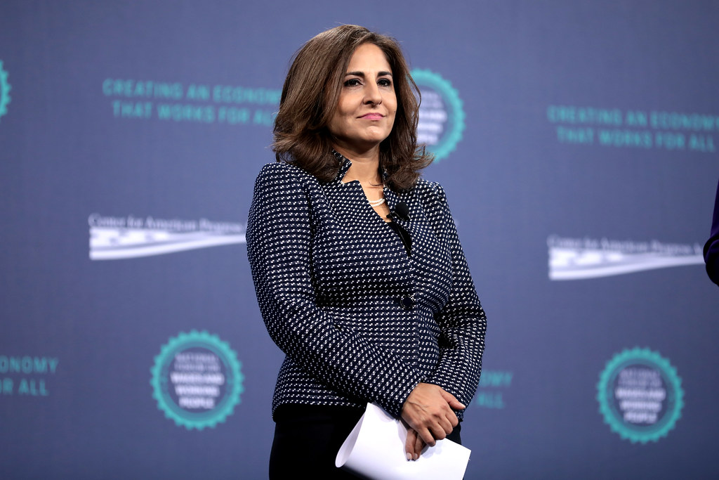 Neera Tanden withdraws her nomination as President Biden's budget chief