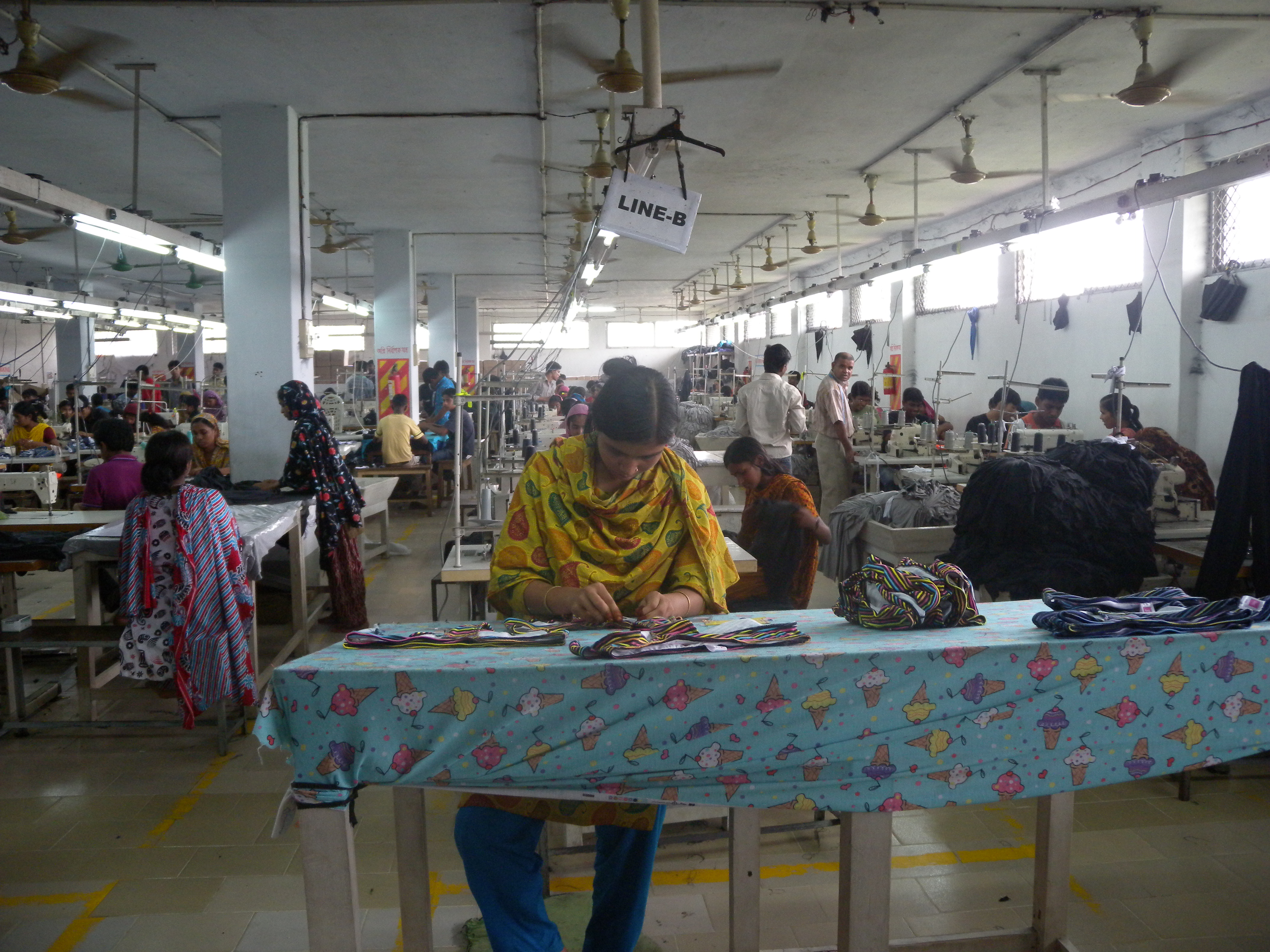Thousands of jobless Bangladeshi garment workers fear for future