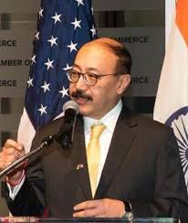 US media showing one-sided perspective on Kashmir: Indian envoy