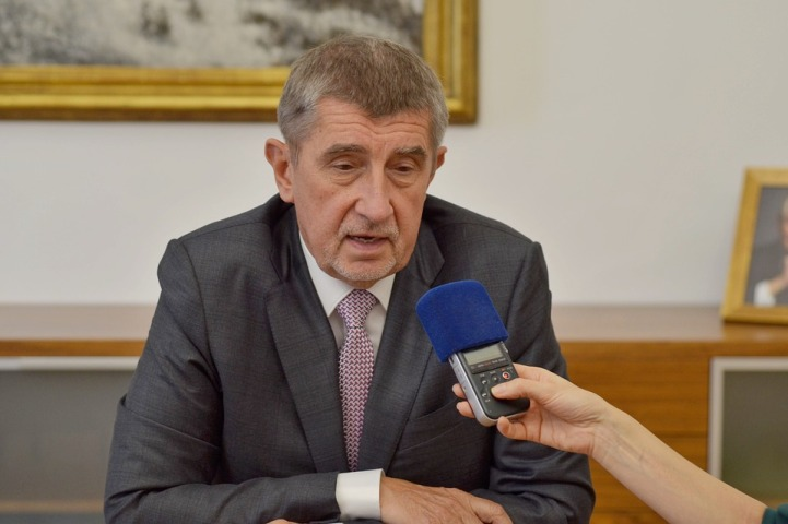 Czech state attorneys drop criminal charges against PM Babis