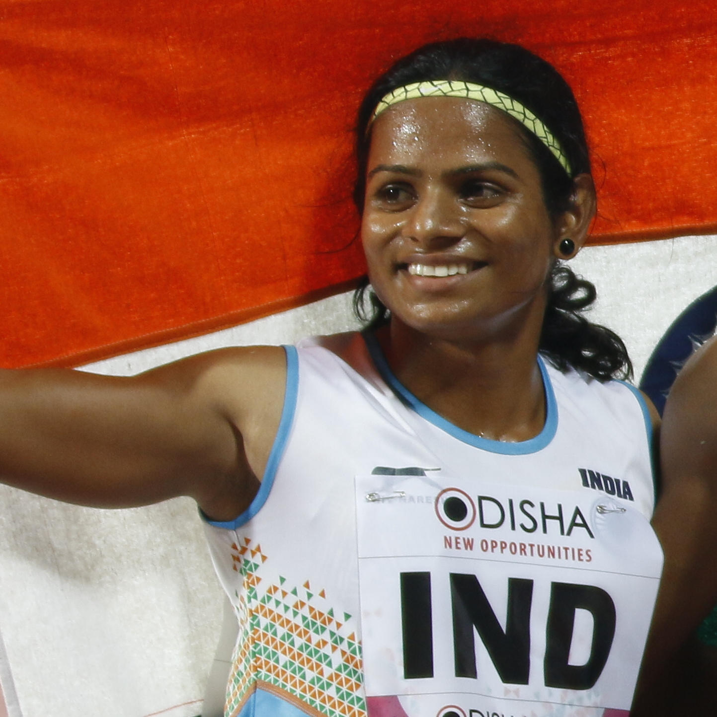Athletics-India sprinter Chand signs two-year deal with Puma