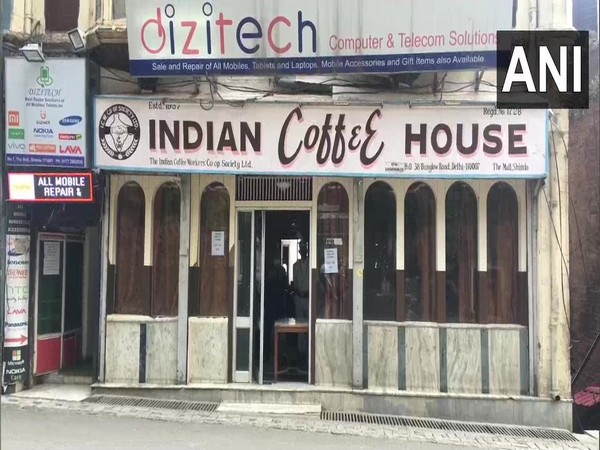 Shimla's Indian Coffee House resumes takeaway and delivery services