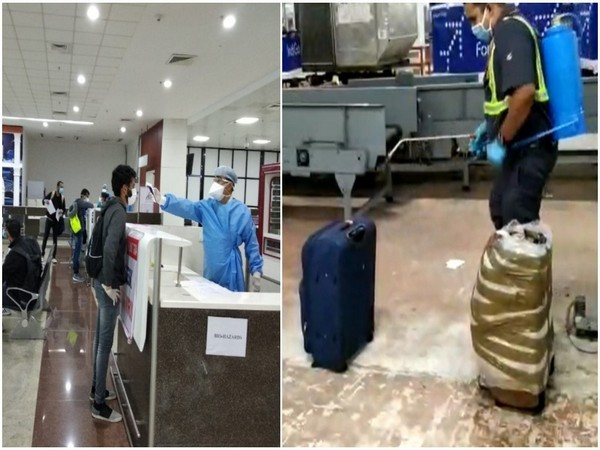 Repatriation flight carrying 168 seafarers arrives in Goa from Italy
