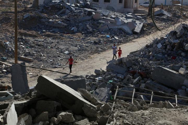Gearing up humanitarianassistancefor Palestine refugees