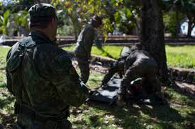 Brazil launches military operations in the Amazon rainforest