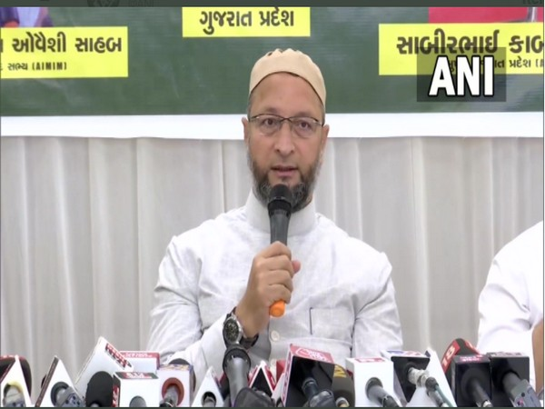 Owaisi rejects allegations of AIMIM being BJP's B-team, questions how Rahul Gandhi lost from Amethi