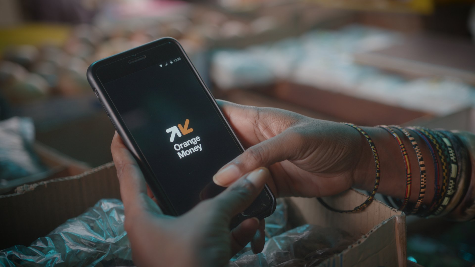 Orange partners with Ericsson to drive financial inclusion in Africa