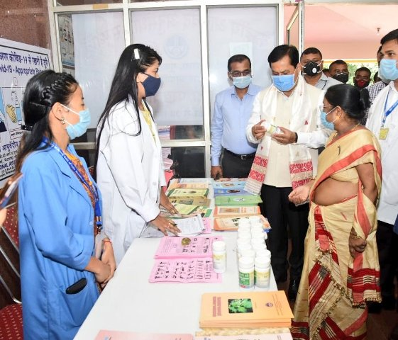 Sonowal urges scientists to strengthen traditional systems of medicine of Assam