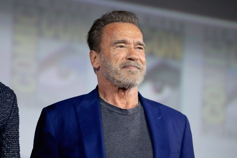Entertainment News Roundup: Arnold says feeling 'fantastic' after heart surgery; The Great Gatsby reopens in London West End