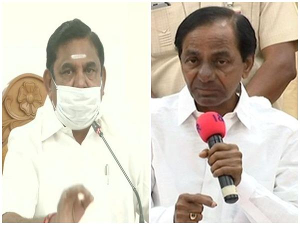 Chandrashekhar Rao thanks Tamil Nadu CM Palaniswami for financial assistance to Telangana for flood -relief