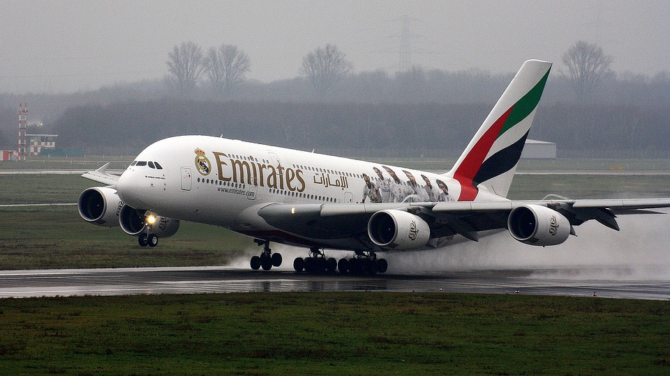 Emirates airline adds Beijing and Seattle to flight suspensions