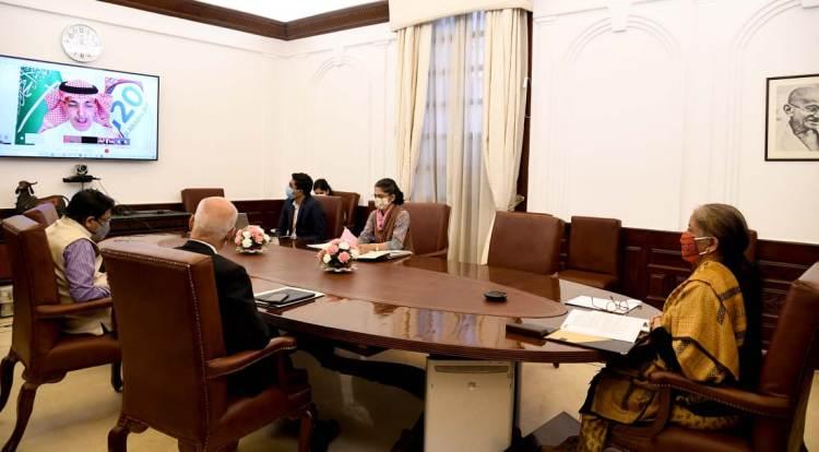 Nirmala Sitharaman highlights G20 Action Planas mainstay of economic response
