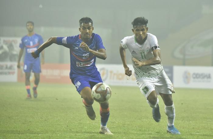 I-League: Judah Garcia's brace helps Neroca FC thrash Indian Arrows 4-0