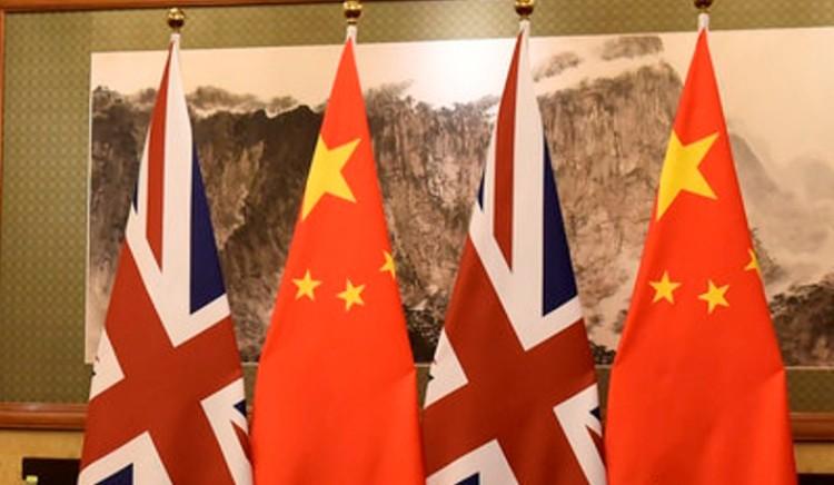 China demands Britain stop 'meddling' in Hong Kong