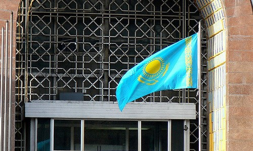 Hundreds arrested as Kazakhs elect first new leader in decades