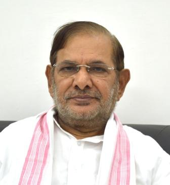 Sharad Yadav stable, recovering, says daughter